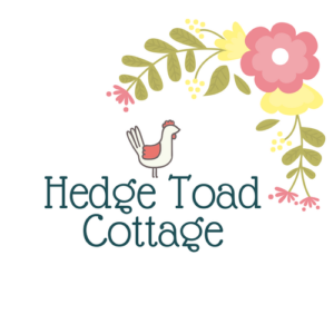 Hedgetoad Cottage with chickens
