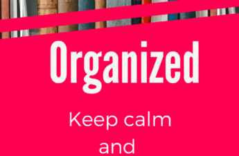 back to school organization for moms